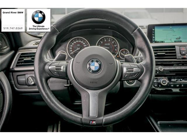 2017 BMW 340i xDrive (Stk: 50615A) in Kitchener - Image 13 of 19