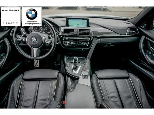 2017 BMW 340i xDrive (Stk: 50615A) in Kitchener - Image 15 of 19