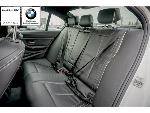 2017 BMW 340i xDrive (Stk: 50615A) in Kitchener - Image 18 of 19