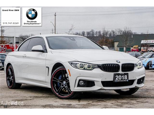 2018 BMW 440i xDrive (Stk: 6340A) in Kitchener - Image 1 of 21