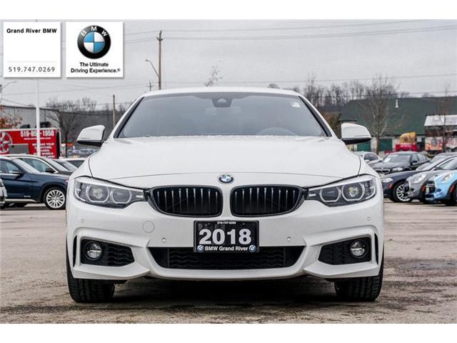 2018 BMW 440i xDrive (Stk: 6340A) in Kitchener - Image 2 of 21