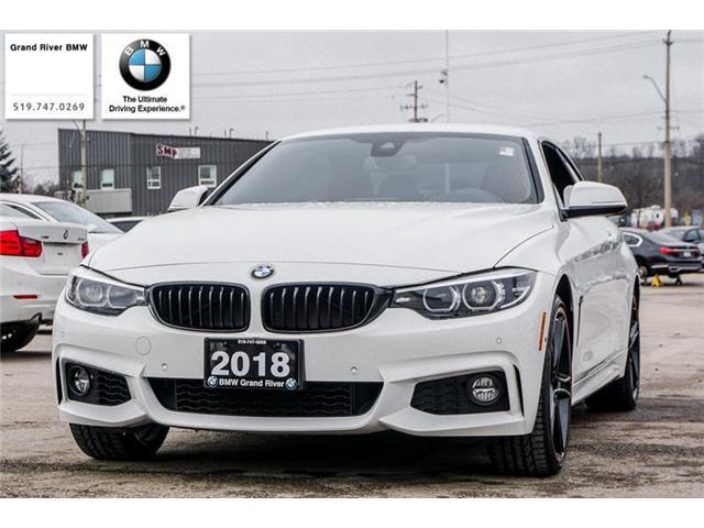 2018 BMW 440i xDrive (Stk: 6340A) in Kitchener - Image 3 of 21