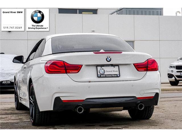 2018 BMW 440i xDrive (Stk: 6340A) in Kitchener - Image 5 of 21