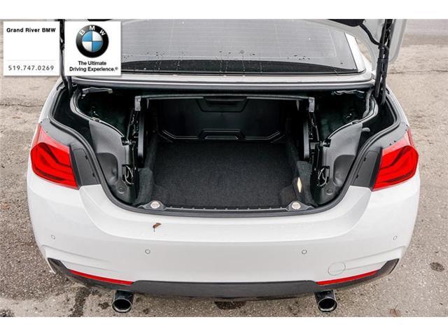 2018 BMW 440i xDrive (Stk: 6340A) in Kitchener - Image 19 of 21