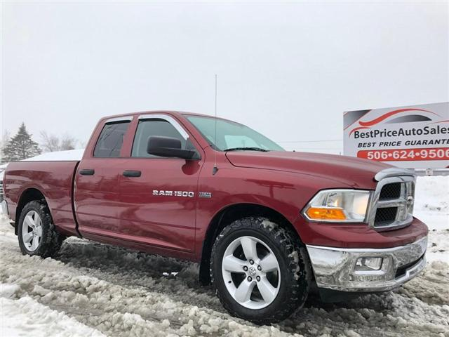 2012 RAM 1500 ST (Stk: A2777) in Miramichi - Image 1 of 27