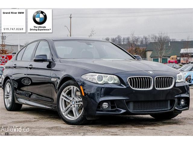 2016 BMW 528i xDrive (Stk: PW4628) in Kitchener - Image 1 of 22