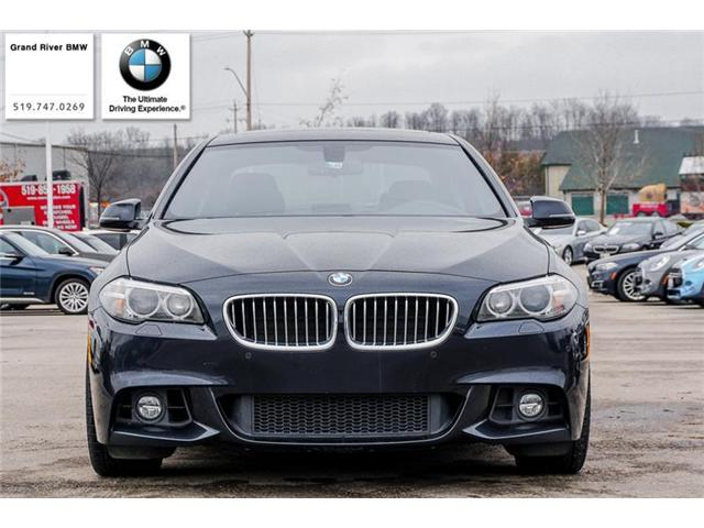 2016 BMW 528i xDrive (Stk: PW4628) in Kitchener - Image 2 of 22