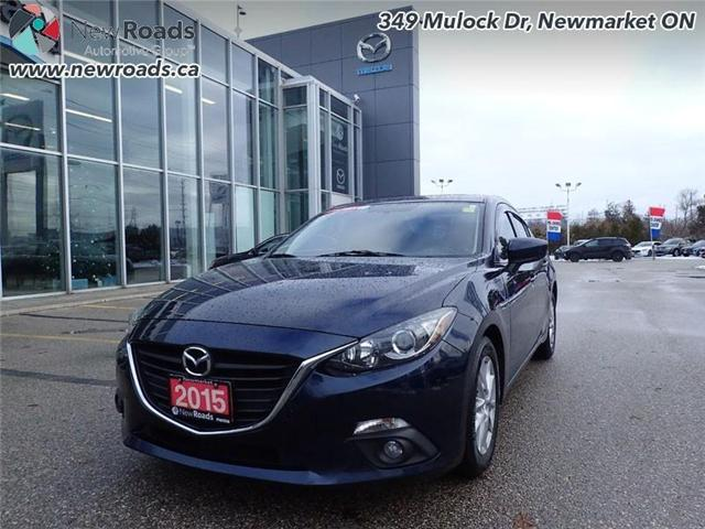 2015 Mazda Mazda3 GS (Stk: 40720A) in Newmarket - Image 1 of 30