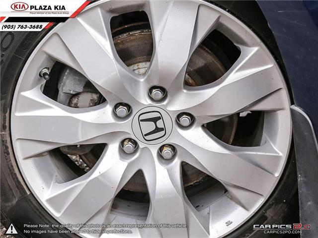2009 Honda Accord EX-L V6 (Stk: P438A) in Richmond Hill - Image 6 of 27