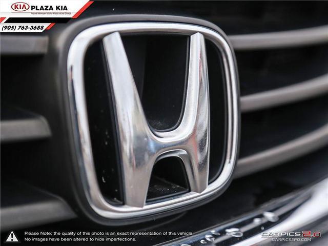 2009 Honda Accord EX-L V6 (Stk: P438A) in Richmond Hill - Image 9 of 27
