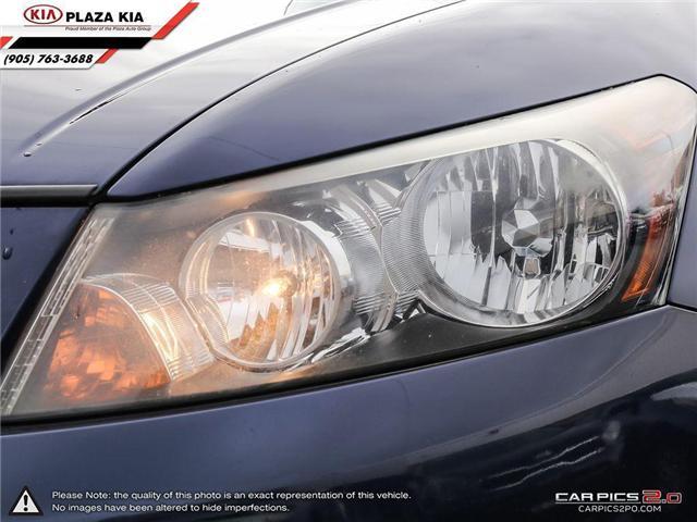 2009 Honda Accord EX-L V6 (Stk: P438A) in Richmond Hill - Image 10 of 27
