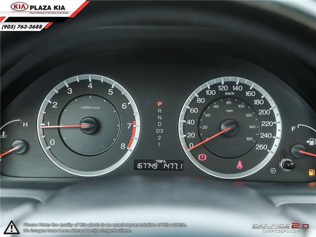 2009 Honda Accord EX-L V6 (Stk: P438A) in Richmond Hill - Image 15 of 27