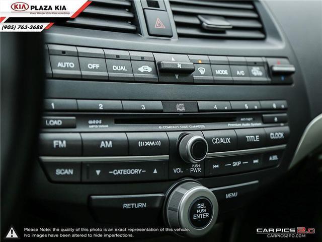 2009 Honda Accord EX-L V6 (Stk: P438A) in Richmond Hill - Image 20 of 27