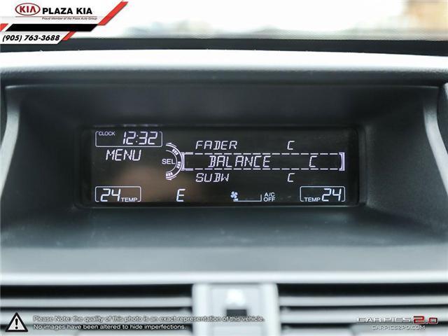 2009 Honda Accord EX-L V6 (Stk: P438A) in Richmond Hill - Image 21 of 27