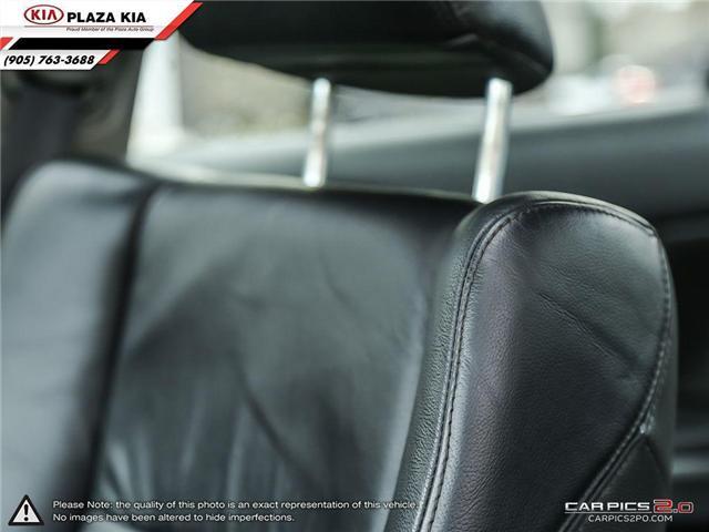2009 Honda Accord EX-L V6 (Stk: P438A) in Richmond Hill - Image 23 of 27