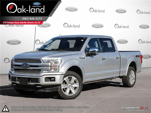 2018 Ford F-150 Platinum (Stk: A3092) in Oakville - Image 1 of 30