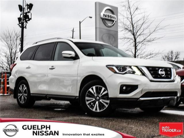 2018 Nissan Pathfinder  (Stk: UP13537) in Guelph - Image 1 of 25