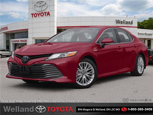 2018 Toyota Camry Hybrid XLE (Stk: CAH5348) in Welland - Image 1 of 23