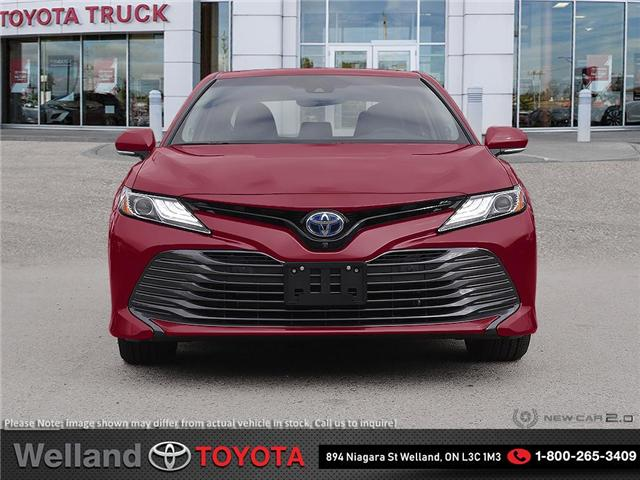 2018 Toyota Camry Hybrid XLE (Stk: CAH5348) in Welland - Image 2 of 23
