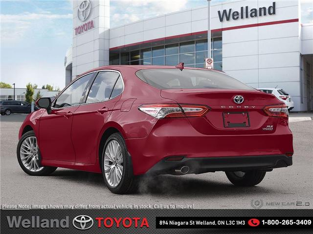 2018 Toyota Camry Hybrid XLE (Stk: CAH5348) in Welland - Image 4 of 23