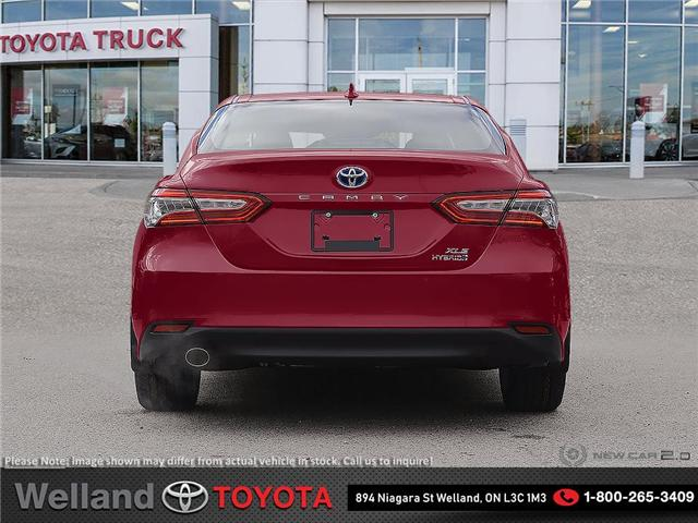 2018 Toyota Camry Hybrid XLE (Stk: CAH5348) in Welland - Image 5 of 23