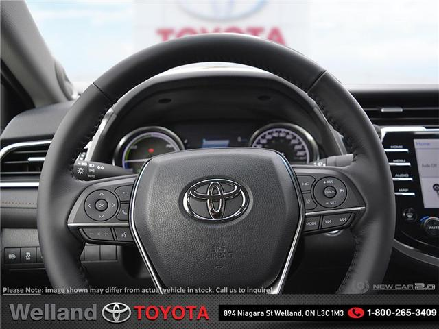 2018 Toyota Camry Hybrid XLE (Stk: CAH5348) in Welland - Image 14 of 23