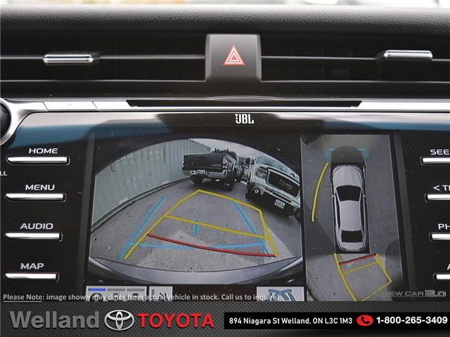 2018 Toyota Camry Hybrid XLE (Stk: CAH5348) in Welland - Image 19 of 23