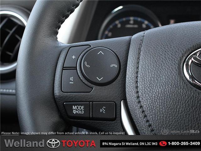 2018 Toyota RAV4 Limited (Stk: RAV5531) in Welland - Image 12 of 19