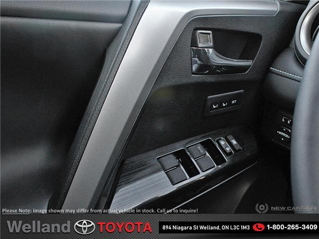 2018 Toyota RAV4 Limited (Stk: RAV5531) in Welland - Image 13 of 19