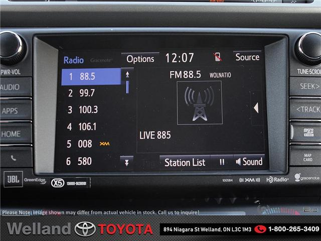 2018 Toyota RAV4 Limited (Stk: RAV5531) in Welland - Image 15 of 19