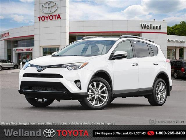 2018 Toyota RAV4 Limited (Stk: RAV5732) in Welland - Image 1 of 23