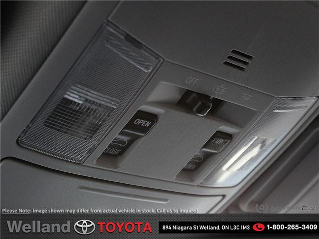 2018 Toyota RAV4 Limited (Stk: RAV5732) in Welland - Image 20 of 23