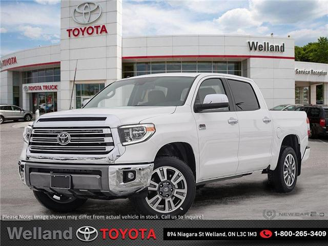 2019 Toyota Tundra 1794 Edition Package (Stk: TUN6236) in Welland - Image 1 of 23