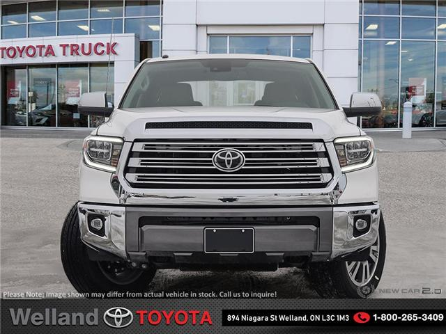 2019 Toyota Tundra 1794 Edition Package (Stk: TUN6236) in Welland - Image 2 of 23