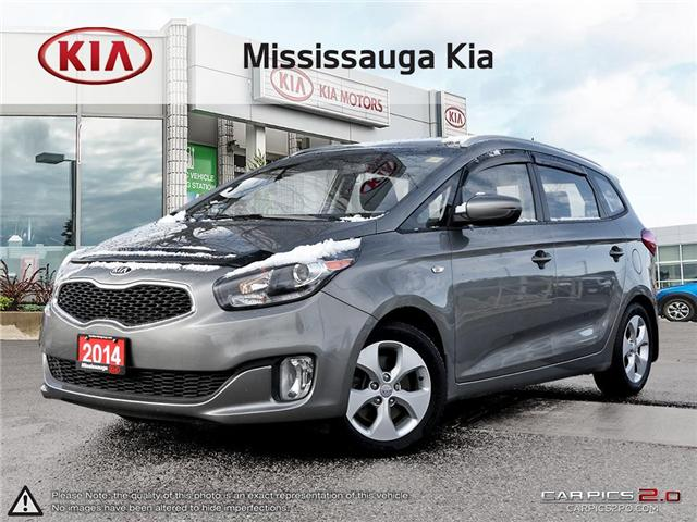 2014 Kia Rondo LX (Stk: 4466P) in Mississauga - Image 1 of 27