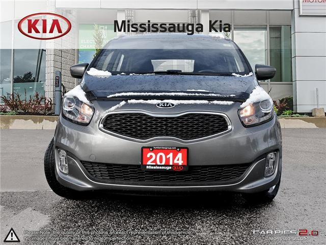 2014 Kia Rondo LX (Stk: 4466P) in Mississauga - Image 2 of 27