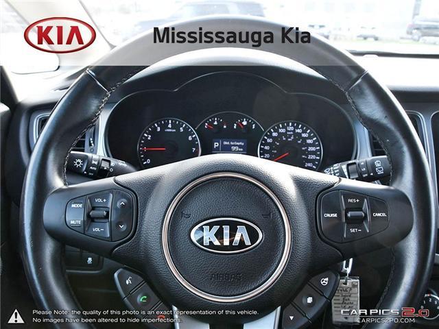 2014 Kia Rondo LX (Stk: 4466P) in Mississauga - Image 14 of 27