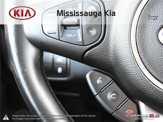 2014 Kia Rondo LX (Stk: 4466P) in Mississauga - Image 18 of 27