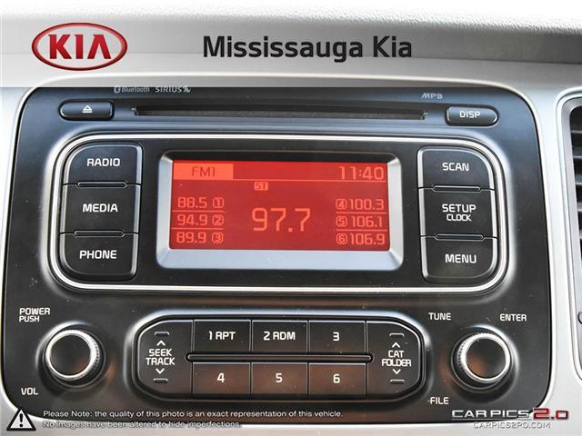 2014 Kia Rondo LX (Stk: 4466P) in Mississauga - Image 22 of 27