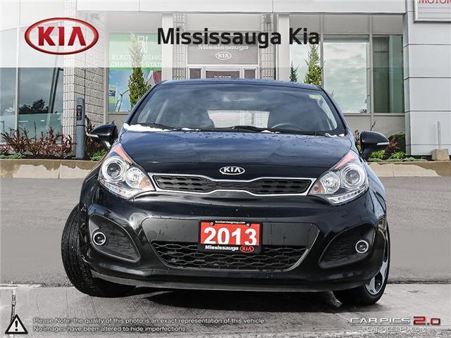 2013 Kia Rio SX (Stk: SD19011TT) in Mississauga - Image 2 of 26