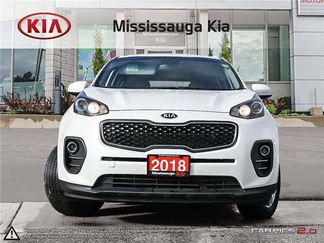2018 Kia Sportage LX (Stk: 9963P) in Mississauga - Image 2 of 26