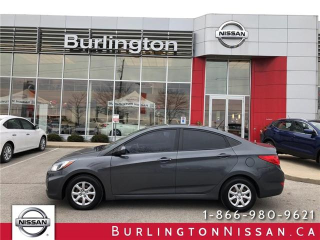 2012 Hyundai Accent GLS (Stk: X8133A) in Burlington - Image 1 of 17