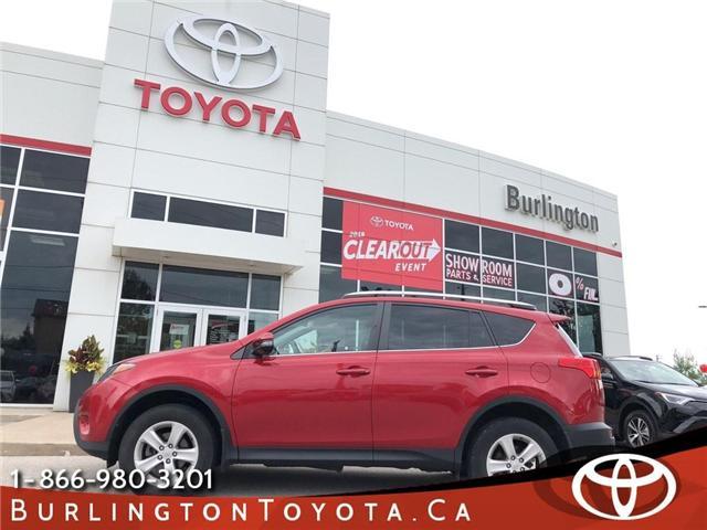2013 Toyota RAV4 XLE (Stk: U10398) in Burlington - Image 1 of 19