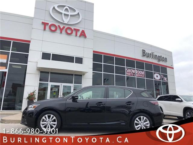 2016 Lexus CT 200h Base (Stk: U10490) in Burlington - Image 1 of 19