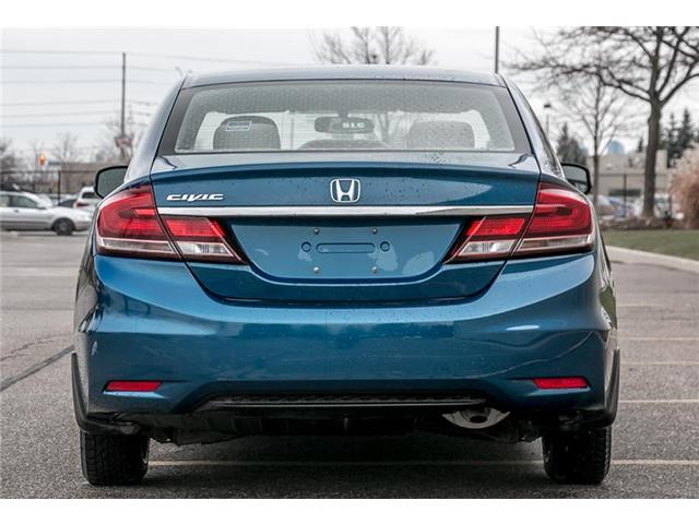 2013 Honda Civic LX (Stk: 21469A) in Mississauga - Image 2 of 11
