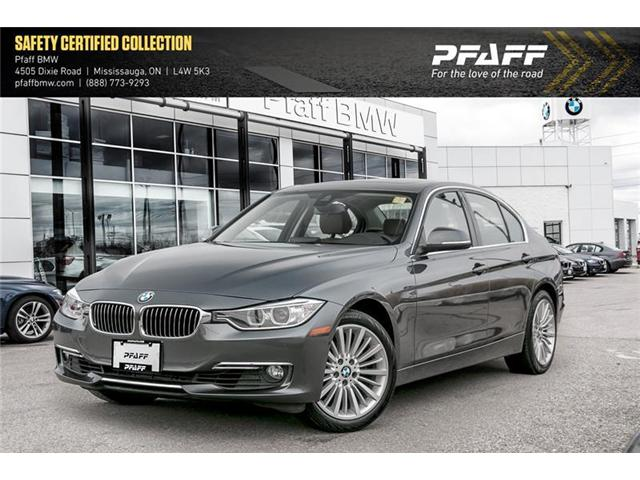 2014 BMW 328i xDrive (Stk: U5192) in Mississauga - Image 1 of 20