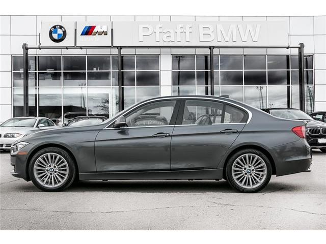 2014 BMW 328i xDrive (Stk: U5192) in Mississauga - Image 2 of 20