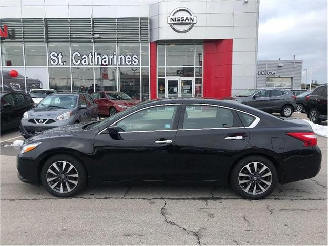 2017 Nissan Altima  (Stk: SSP-163) in St. Catharines - Image 2 of 21