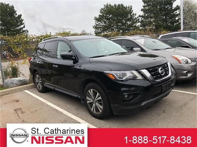 2018 Nissan Pathfinder SL Premium (Stk: P-2148*) in St. Catharines - Image 1 of 5