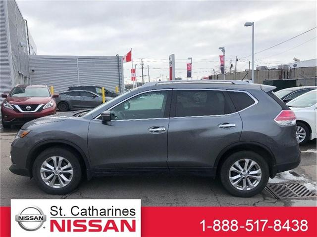 2015 Nissan Rogue SV (Stk: P-2155) in St. Catharines - Image 1 of 5